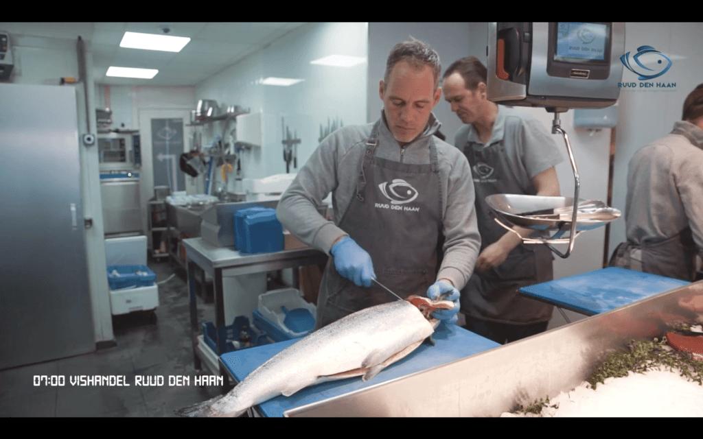 Vishandel Ruud den Haan promofilm GoRocket still