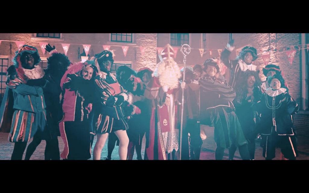 Feest van Sinterklaas videoclip GoRocket