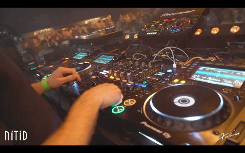 Amate Audio at Dagvlinder Festival | Onderzeebootloods Rotterdam promo GoRocket