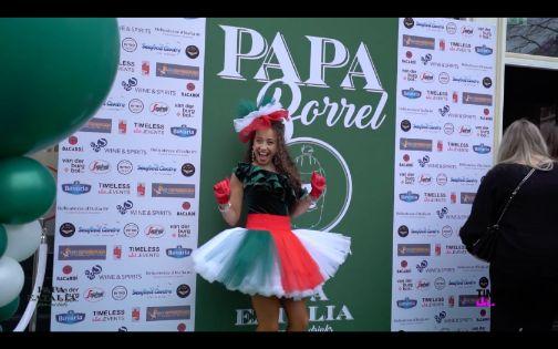 Grande Opening Papa Eatalia promo