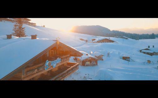 Wintersport cinematic aftermovie | Steinplatte Waidring Austria GoRocket